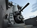 Flickr - Official U.S. Navy Imagery - A Sailor stands safety watch behind a CIWS..jpg
