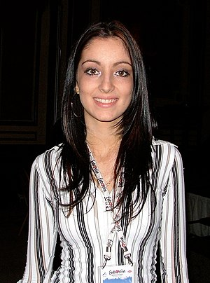 Maryon - Image: Flickr proteusbcn Eurovision Song Contes 2004 Istambul (7)