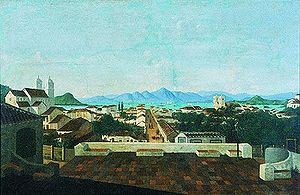 Florianópolis - The city in 1847