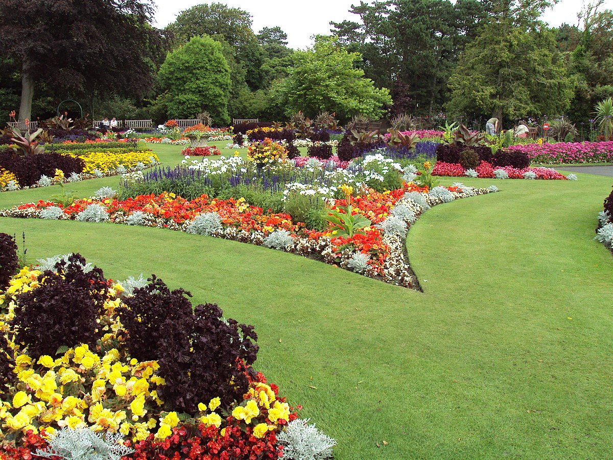 Flower garden design ideas - Flower Garden Wikipedia