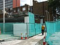 Flyover demolition, Chatham - geograph.org.uk - 1399466.jpg