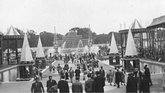 Festival of Britain - The Festival Pleasure Gardens