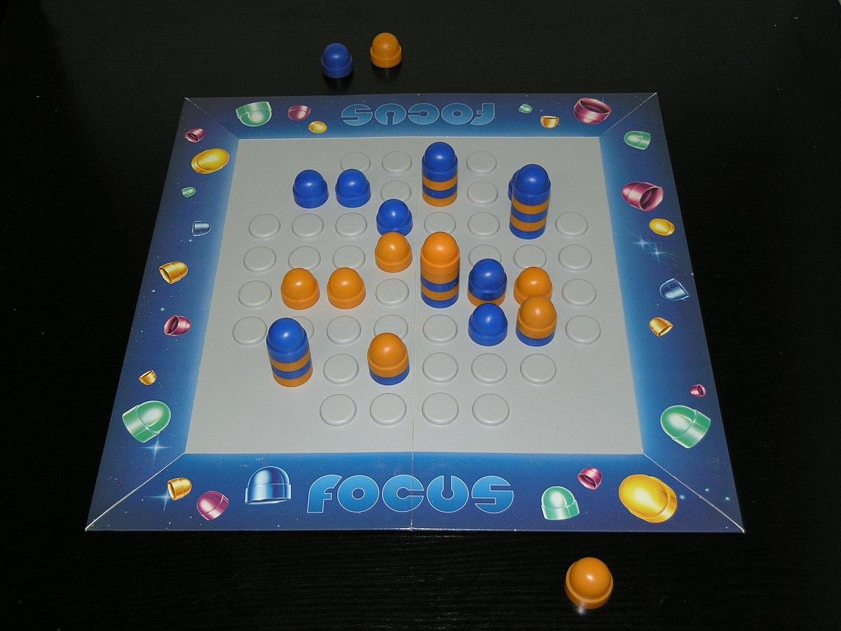 Focus gioco da tavolo wikipedia - Blokus gioco da tavolo ...