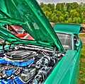 Ford Cobra at Piketon Dog Festival Car Show (12884788543).jpg