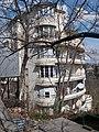 Former Eden Hotel. Now condominium. Monument ID 8525 South facade - Budapest 12th district, Melinda Way 16.JPG