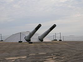 Fort Copacabana