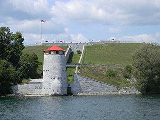 Fort Henry, Ontario - Image: Fort Henry Laslovarga (90)