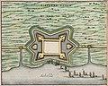 Fort Liefkenshoek - Liefkens Hoeck (Atlas van Loon).jpg