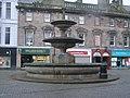 Fountain, Elgin - geograph.org.uk - 741356.jpg