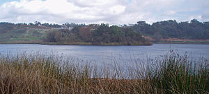 Fountaingrove Lake - Image: Fountaingrovelakelea d