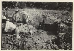 Från utgrävningarna vid Xolalpan - SMVK - 0307.a.0149