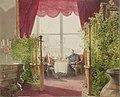 Frühstück der Kaiser Alexander II und Kaiser Wilhelm I.jpg