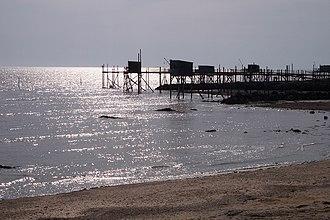Fouras - Image: France Charente Maritime Fouras Cabanes de pêcheurs
