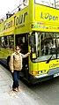 France - Paris, Regina at the bus - panoramio.jpg
