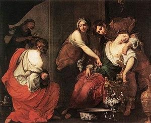 The Birth of Benjamin