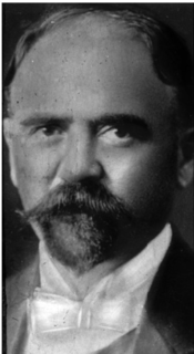 Francisco I. Madero 19th and 20th-century Mexican revolutionary leader and president