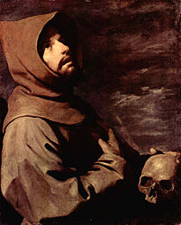 Francisco de Zurbarán: Francis of Assisi