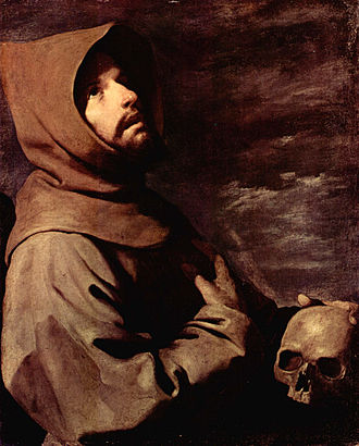 Mystical theology - Saint Francis of Assisi