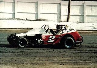 Frankie Schneider American racing driver