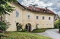 Frauenstein Obermühlbach 1 Pfarrhof Nord-Ansicht 21082017 0447.jpg