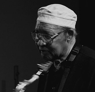 Fred Anderson (musician) - Fred Anderson in 2005; photo by Seth Tisue