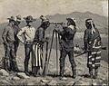 Frederic Remington - Looking Through the Telescope - Google Art Project.jpg