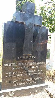 Frederick Shaw (cricketer) Irish cricketer and British Army officer