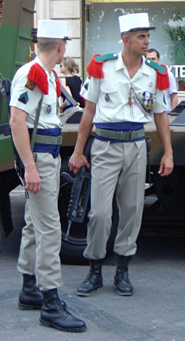 French Foreign Legion dsc06878