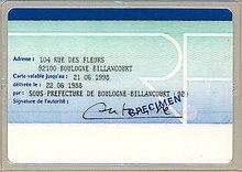 Carta d'identità francese 1988 - 1994.jpg