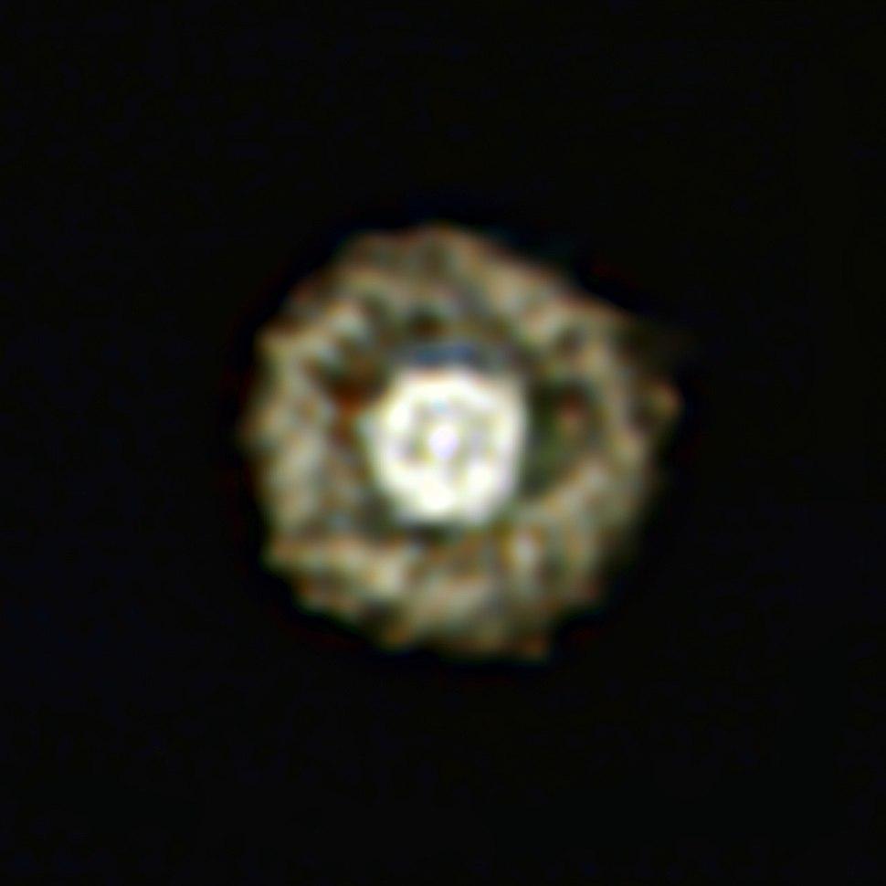 Fried Egg Nebula