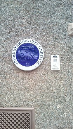 Photo of Blue plaque number 12359