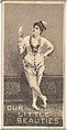 From the Actresses series (N57) promoting Our Little Beauties Cigarettes for Allen & Ginter brand tobacco products MET DP839402.jpg