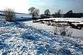 Frozen Water of Girvan - geograph.org.uk - 1657280.jpg