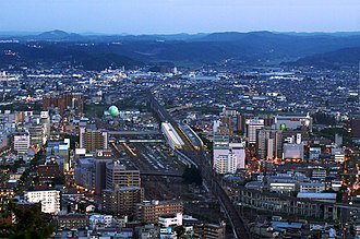 Fukushima Prefecture - Fukushima City (May 2011)