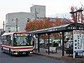 Fukushima Kotsu 2022 at Sukagawa Station.jpg