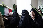 Funeral procession of a victim of Ukrainian Boeing 737-800 plane crash in Tehran 2020-01-20 13.jpg