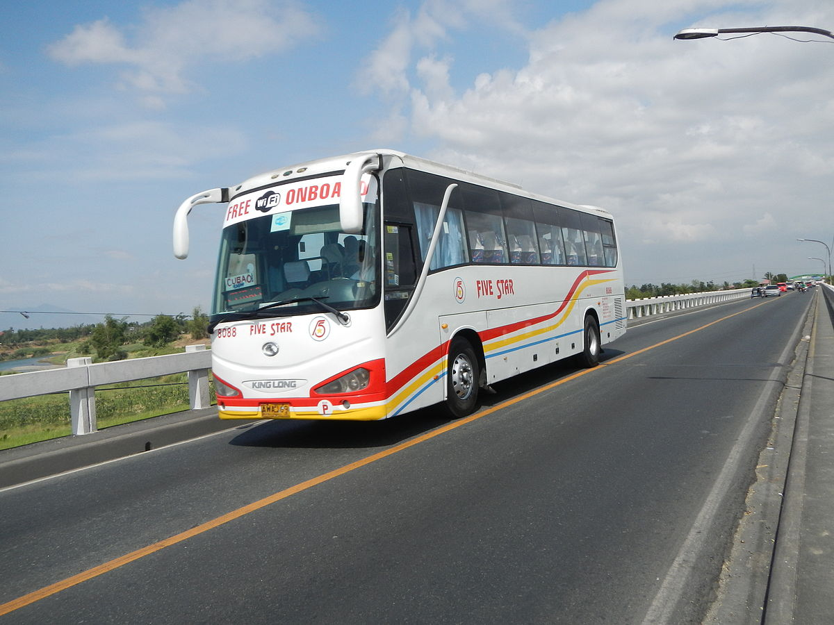 Five Star Bus Company Wikipedia