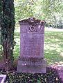 Göttingen Stadtfriedhof Grab Rudolf Smend Theologe.JPG