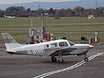 G-BTRT Piper Cherokee Arrow (25272036630).jpg