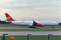 G-VHOL 1 A340-311 Virgin Atl MAN 12APR97 (5923246611).jpg