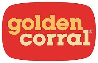 Golden Corral American chain of restaurants