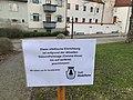 GER — BY — Landkreis Unterallgäu — Mindelheim — Frundsbergstr. (Spielplatzschild) 2020.JPG
