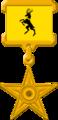 GOT Baratheon Gold Medal.png
