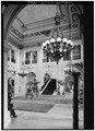GREAT HALL, LOOKING NORTH - The Breakers, Ochre Point Avenue, Newport, Newport County, RI HABS RI,3-NEWP,67-22.tif