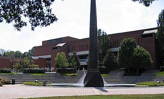 James E. Dull - GT Student Center and Kessler Campanile