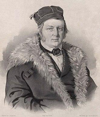 Friedrich Georg Wilhelm von Struve - Friedrich Georg Wilhelm von Struve
