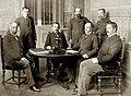 Gabinete del Presidente Federico Errazuriz Echaurren en 1899.jpg