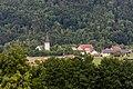 Gallizien mit Pfarrkirche hl Jakobus d Ä 09052018 5841.jpg