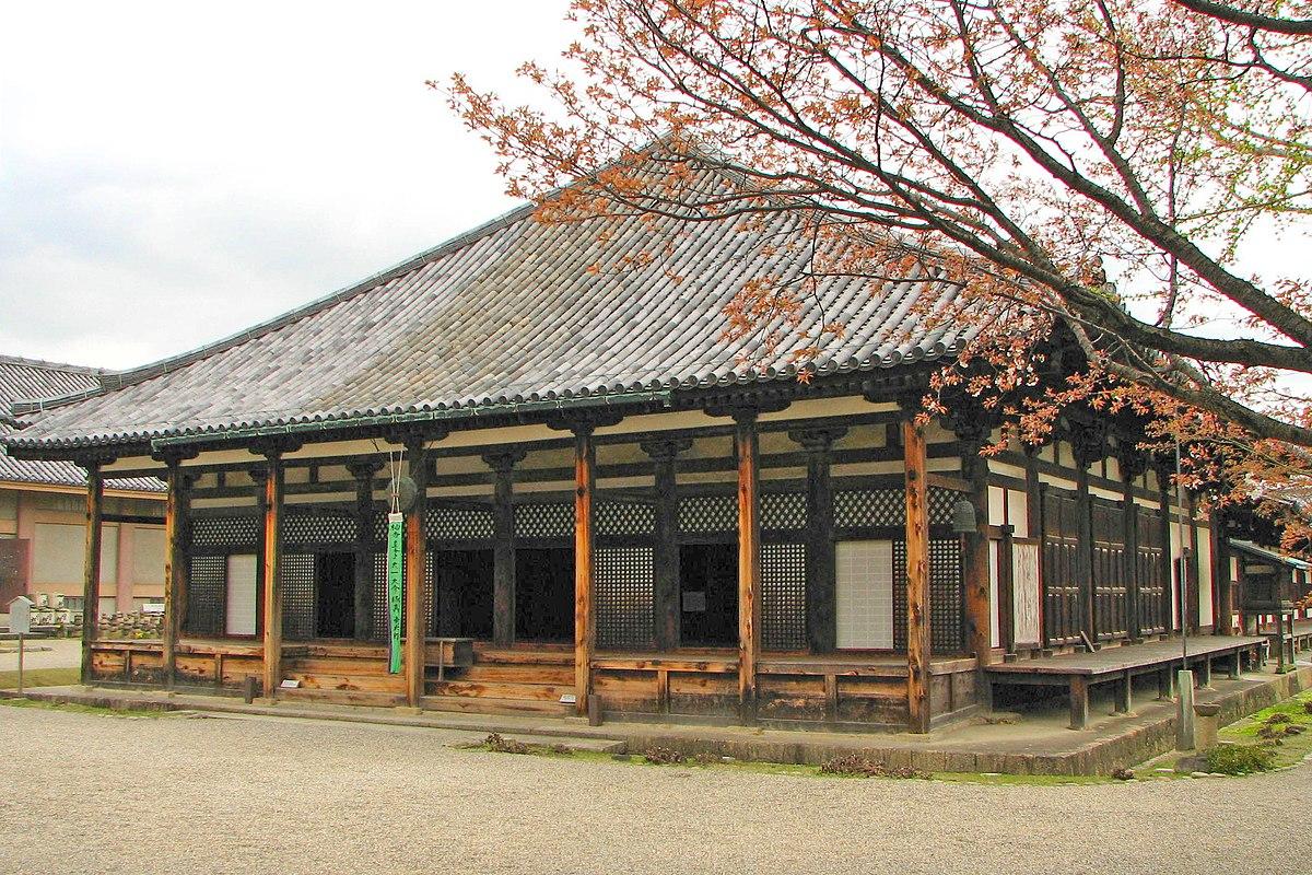 Kuil Gango-ji di Nara, Jepang (Sumber: Wikipedia)