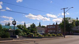 St. Walburg, Saskatchewan Town in Saskatchewan, Canada